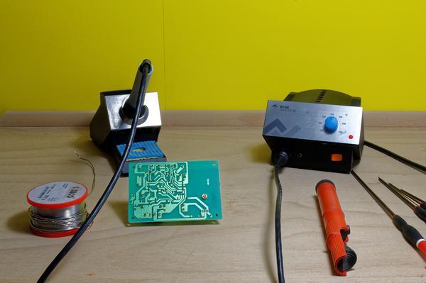 montaż elektroniki