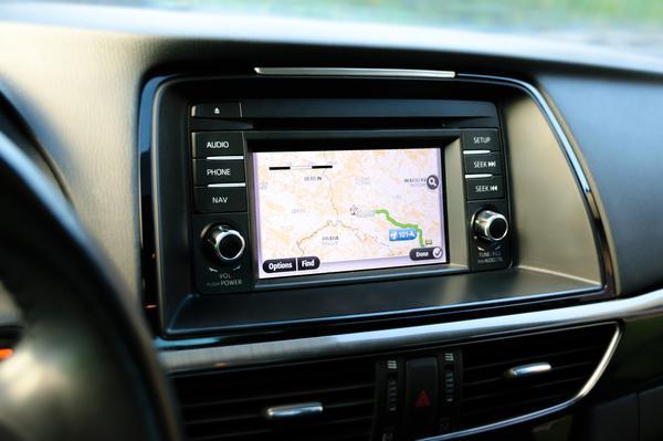 gps - nawigacja samochodowa