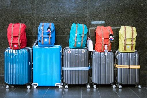 wielofunkcyjna walizka dla dzieci