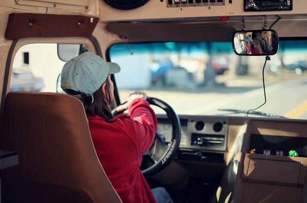 milog dla kierowców