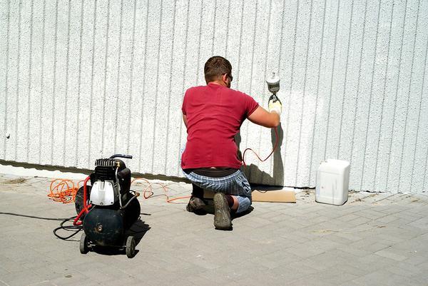 natrysk pianki w budynkach