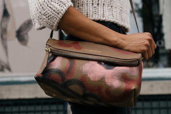 modna torebka handmade