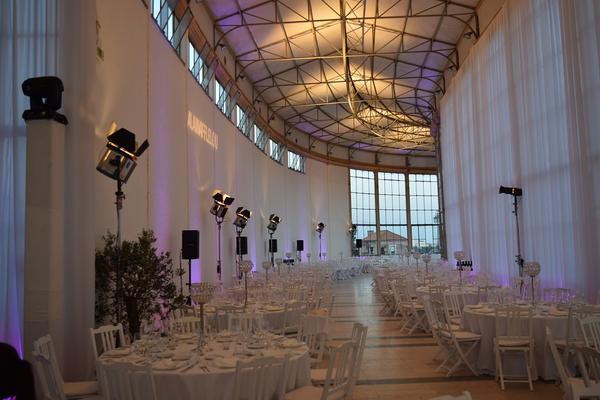 sale na wesele w Łodzi