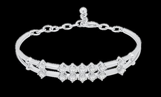 estetyczne bransoletki damskie srebrne