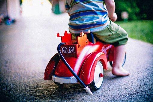 komfortowe pojazdy elektryczne dla dzieci