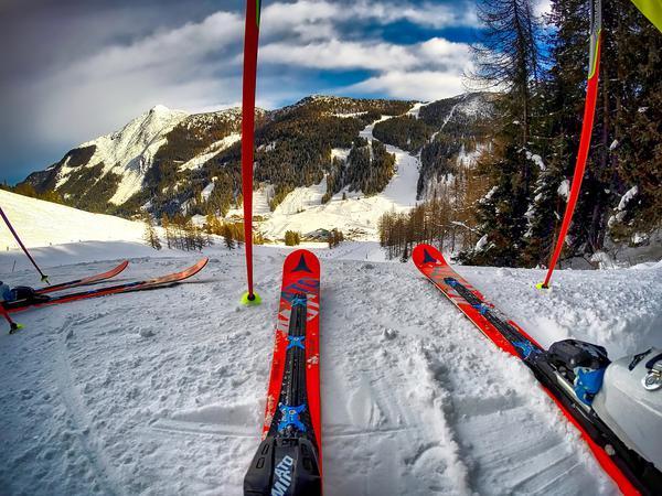 zorganizowany wyjazd na narty