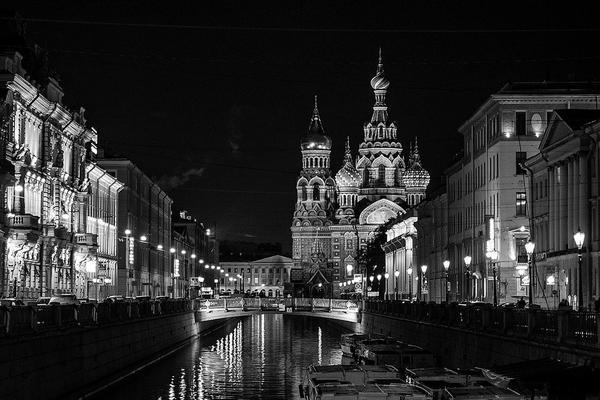grupowa wycieczka do Petersburga