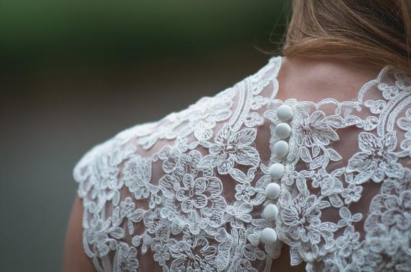 koronka biała pasmanteria