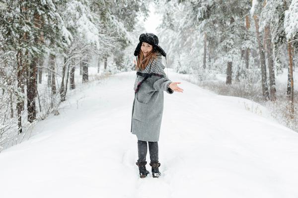 zimowe płaszcze - alpaka