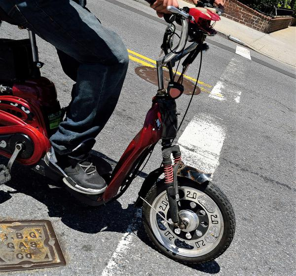 stabilny skuter elektryczny - cena